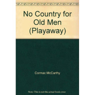 No Country For Old Men Playaway By Cormac McCarthy Book - DD633212