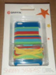 Griffin iPod Touch 4th Gen Snappy Stripes - EE432018