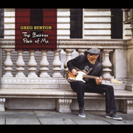 Better Part Of Me By Burton Greg Album 2013 On Audio CD - EE478340