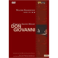 Mozart Don Giovanni Walter Felsenstein Edition On DVD With Gyorgy - EE506263