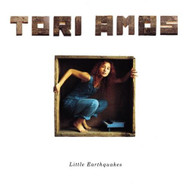 Little Earthquakes By Amos Tori On Audio CD Album 1992 - EE530839