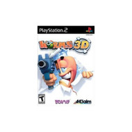 Worms 3D For PlayStation 2 PS2 Strategy - EE551094
