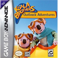 Koala Brothers: Outback Adventures For GBA Gameboy Advance - EE555344