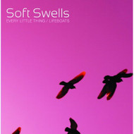 """Every Little Thing / Lifeboats 7"""" By Soft Swells On Vinyl Record - EE558611"""