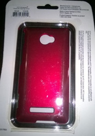 HTC Windows Phone 8X 2-Piece Shell Red 103436 - EE588357