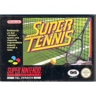 Super Tennis Super Nintendo SNES For Super Nintendo SNES - EE596127