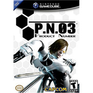 PN.03 Product Number 03 For GameCube - EE623330