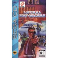 Lethal Enforcers For Sega CD Shooter - EE635095
