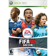 FIFA 08 For Xbox 360 Soccer - EE635296