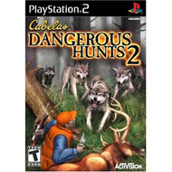 Cabela's Dangerous Hunts 2 For PlayStation 2 PS2 - EE635879