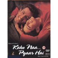 Kaho Naa Pyaar Hai Hrithik Hindi Film / Bollywood Movie / Indian - XX613791