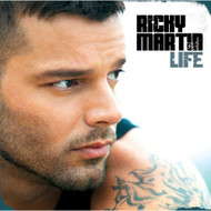 Life By Ricky Martin On Audio CD Album Pop 2005 - XX619078