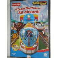 Team GeoTrax: All Aboard On DVD Children - XX625275
