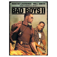 Bad Boys II On DVD With Will Smith Comedy - XX636123