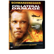 Collateral Damage On DVD With Arnold Schwarzenegger - XX636727