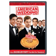 American Wedding Full Screen Extended Unrated Party Edition On DVD - XX640378