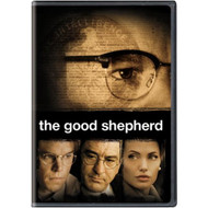 The Good Shepherd Widescreen Edition On DVD with Matt Damon Drama - XX641012