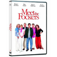 Meet The Fockers Widescreen Edition On DVD With Ben Stiller Comedy - DD576645