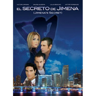 El Secreto De Jimena Jimena's Secret On DVD With Victor Camara - DD580061