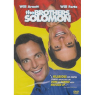 The Brothers Solomon On DVD With Will Arnett - DD580215