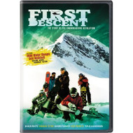First Descent Widescreen Edition On DVD - DD596892