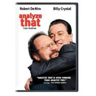 Analyze That Widescreen On DVD With Robert De Niro Comedy - DD598683