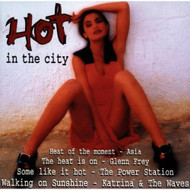Hot In The City On Audio CD Album - DD599830