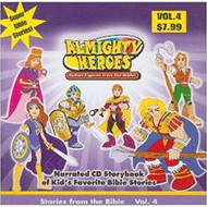 Almighty Heroes Vol 4 CD On Audio CD Album - DD601806