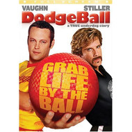 Dodgeball A True Underdog Story Full Screen Edition On DVD with Ben - DD610976