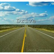 Drive By Julie Jamieson On Audio CD Album 2005 - DD615453