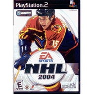 NHL 2004 For PlayStation 2 PS2 Hockey - EE529792