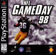 NFL GameDay 98 For PlayStation 1 PS1 Football - EE553520