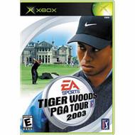 Tiger Woods PGA Tour 2003 Xbox For Xbox Original Golf - EE555246