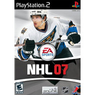 NHL 07 For PlayStation 2 PS2 Hockey - EE557080
