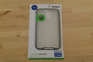 Belkin Air Protect Grip Candy Protective Case For Galaxy S5 Clear - EE559530