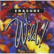 Wild By Erasure On Audio CD Album 1989 - XX623622