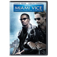 Miami Vice Unrated Director's Cut On DVD With Jamie Foxx - XX624794
