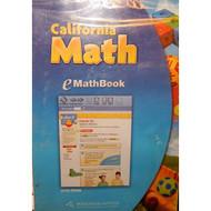 E Mathbook Lv 2 California Math Software - DD584140