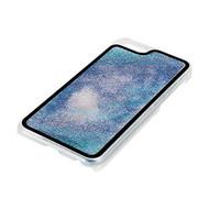 Pilot CA-6122EQBS Liquid Aqua Glitter Case For Apple iPhone 6 6S Blue - DD591123