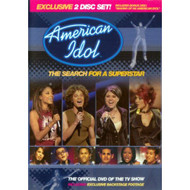 American Idol: The Search For A Superstar On DVD With Paula Abdul - DD597736
