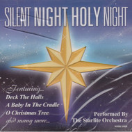 Silent Night Holy Night By The Starlite Orchestra On Audio CD Album - DD598286