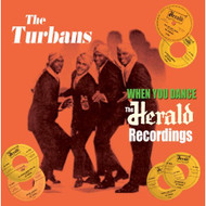 When You Dance: Herald Recordings By Turbans On Audio CD Album 2008 - DD608862