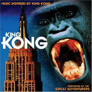 Music Inspired By King Kong By Great Adventures On Audio CD Album 2006 - DD632400