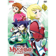 My-Hime Z: My-Otome Vol 5 Anime On DVD - EE476938