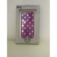 2012 Mobile Expressions Slim Profile Case For iPod Touch Fitted - EE544209