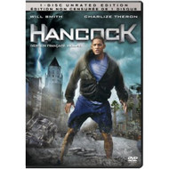 Hancock Unrated Edition On DVD - EE554102