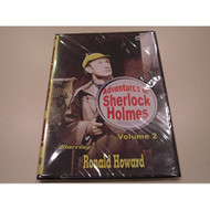 Adventures Of Sherlock Holmes Volume 2 Slim Case On DVD With Ronald - DD576704