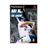 MLB 07 The Show For PlayStation 2 PS2 Baseball - EE528113