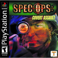 Spec Ops: Covert Assault For PlayStation 1 PS1 Shooter - EE562184