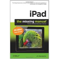 iPad: The Missing Missings By Biersdorfer J D Book Paperback - D568651